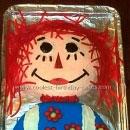 Raggedy Ann Birthday Cakes