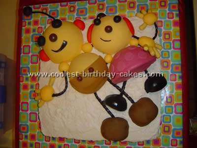 Coolest Rolie Polie Olie Cake Photos And Tips