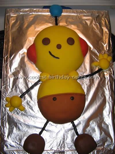Baby got cakes - 4 10