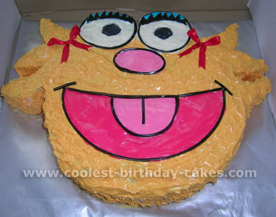 Coolest Zoe Sesame Street Picture Cakes and Tips