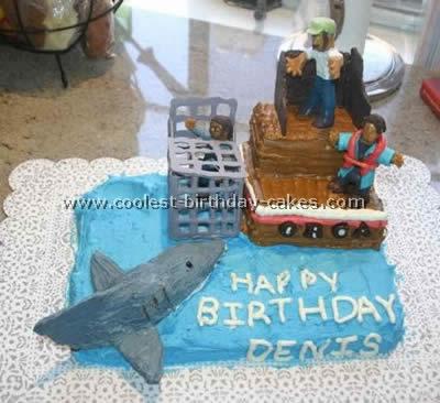 Image Result For Easy Boat Cake