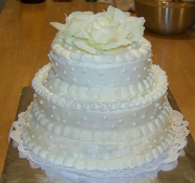 Chelsea's Shower Cake