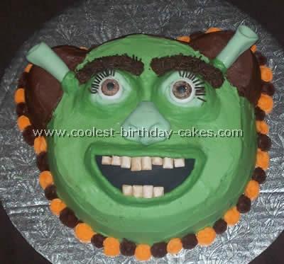 1000  ideas about Shrek Cake on Pinterest | Brave Cakes ...