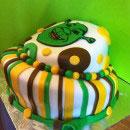 Shrek Birthday Cakes