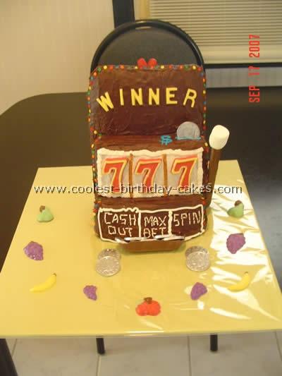 Homemade slot machine cake casino le havre restaurant