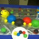 Baby Einstein Birthday Cakes