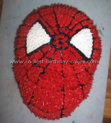 Coolest Spiderman Cake Ideas And Photos
