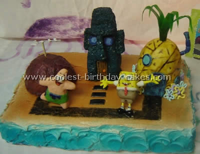 Coolest Spongebob Picture Cake Photos and How-To Tips