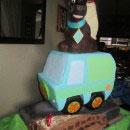 Scooby Doo Birthday Cakes