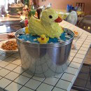 Rubber Ducky Birthday Cakes