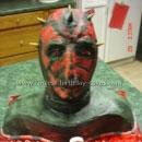 Darth Maul Birthday Cakes