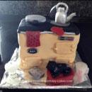 Stove Birthday Cakes