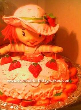 Strawberry Shortcake Birthday Cakes on Strawberry Shortcake 28