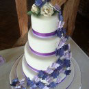 Wedding and Anniversary Birthday Cakes