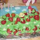 Strawberry Shortcake Birthday Cakes