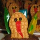 Thanksgiving Cupcakes Birthday Cakes