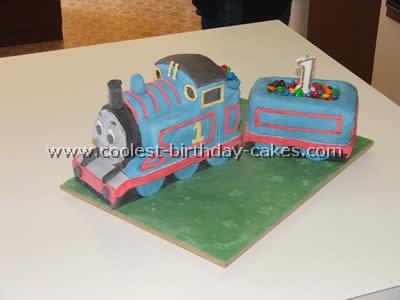 Thomas Birthday Cake Perth