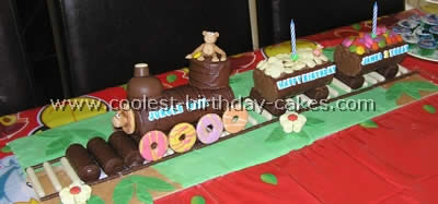 Coolest Train Cake Photos And Tips