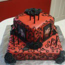 Twilight Birthday Cakes
