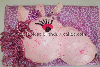 Coolest Homemade Unicorns Cakes