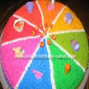 Webkinz Birthday Cakes
