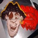 Captain Feathersword Birthday Cakes