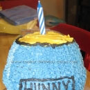 Hunny Pot Birthday Cakes