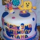 Wow Wow Wubbzy Birthday Cakes