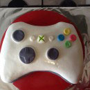 Playstation Xbox and Gaming Devices Birthday Cakes