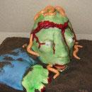 Zombies Birthday Cakes